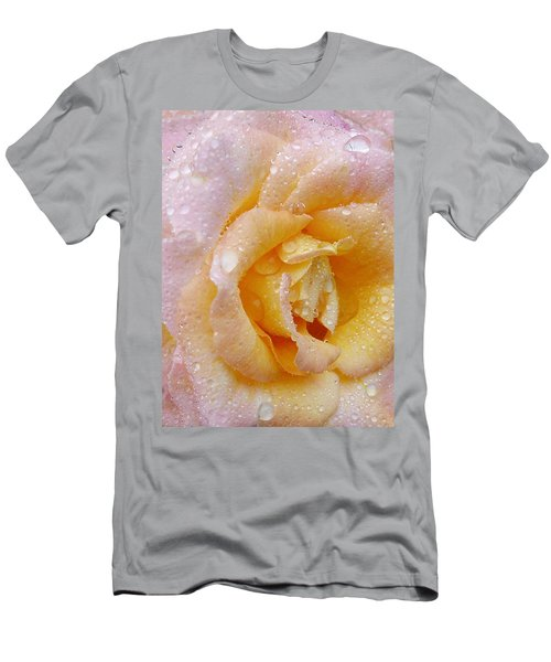 Men's T-Shirt (Athletic Fit) featuring the photograph After The Rain by Susan Leonard