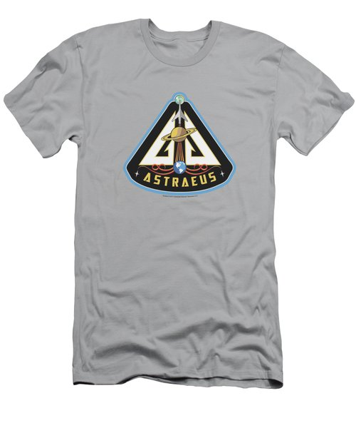 Eureka - Astraeus Mission Patch Men's T-Shirt (Athletic Fit)