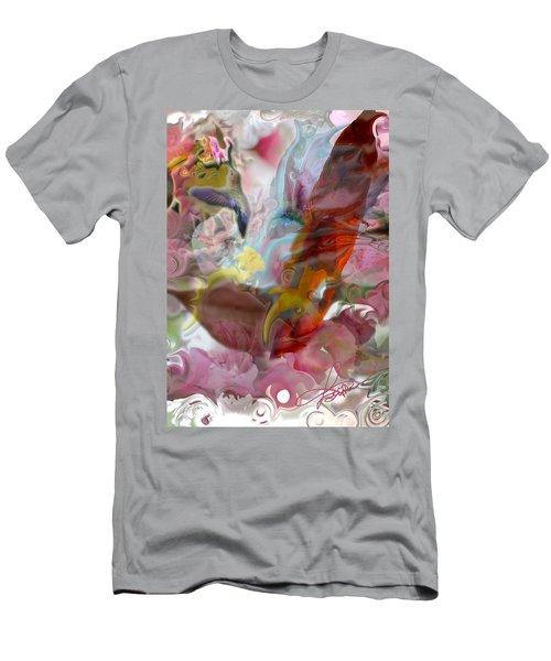 Eye Of Joy Men's T-Shirt (Slim Fit) by Deprise Brescia