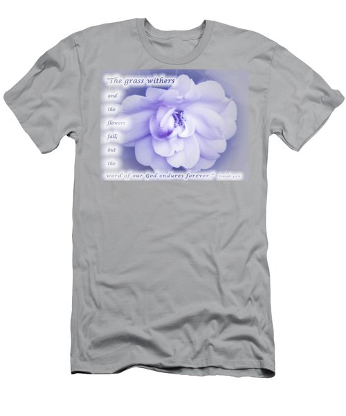 Fading Beauty Men's T-Shirt (Slim Fit) by Terry Wallace