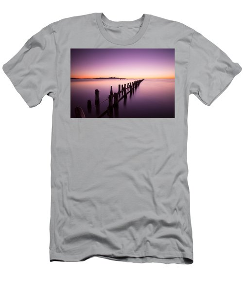 Men's T-Shirt (Athletic Fit) featuring the photograph Fading by Dustin  LeFevre