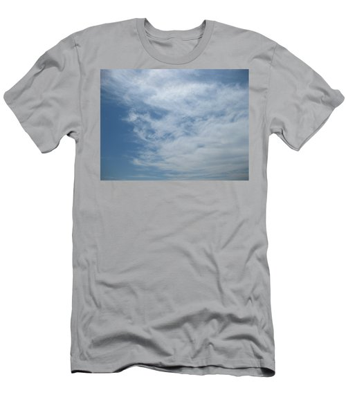 Fair Skies Of Summer Men's T-Shirt (Athletic Fit)