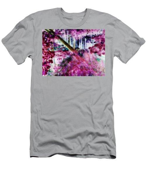 Men's T-Shirt (Slim Fit) featuring the photograph Fairy Tropicolor by Jamie Lynn
