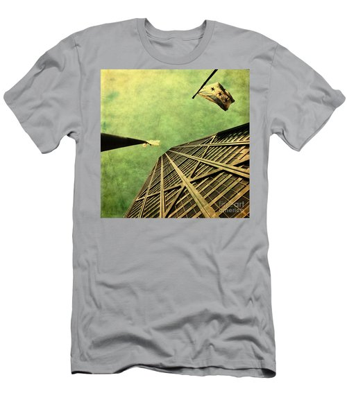 Falling Up Men's T-Shirt (Athletic Fit)