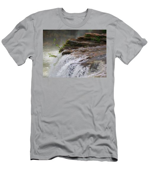 Falls Of Alabama Men's T-Shirt (Athletic Fit)
