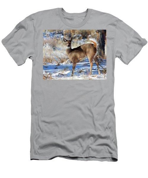 Men's T-Shirt (Slim Fit) featuring the photograph Fancy Pants by Jim Garrison