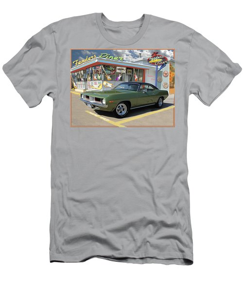Fenders Diner Men's T-Shirt (Athletic Fit)