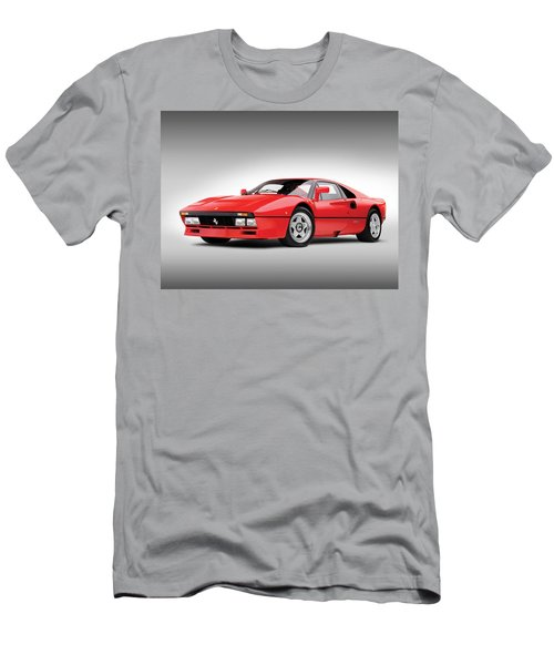 Ferrari 288 Gto Men's T-Shirt (Athletic Fit)