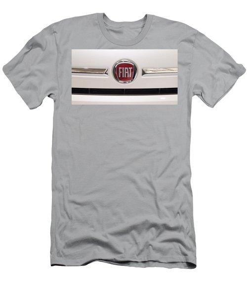 Fiat Logo Men's T-Shirt (Athletic Fit)