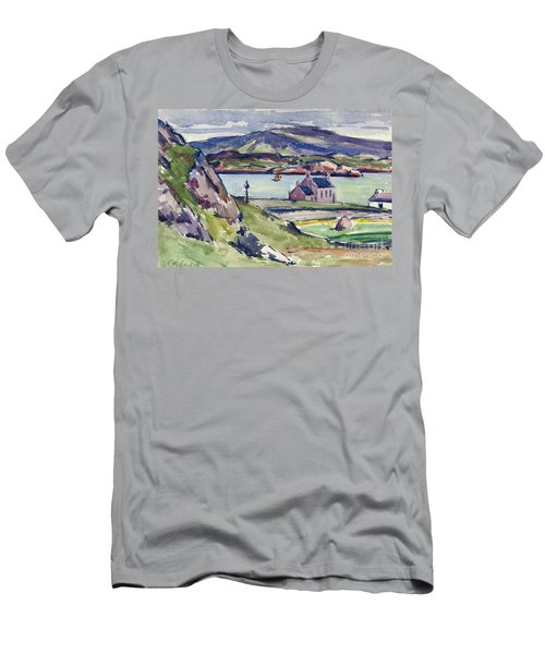 Figure And Kirk   Iona Men's T-Shirt (Athletic Fit)