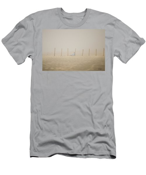 Figure In The Fog Men's T-Shirt (Athletic Fit)