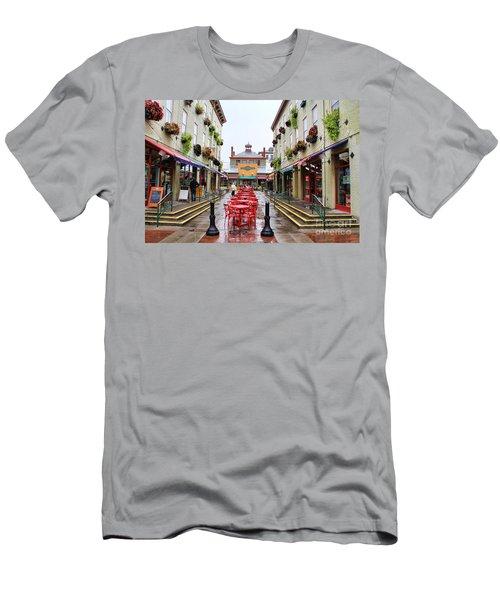 Findlay Market In Cincinnati 0003 Men's T-Shirt (Athletic Fit)