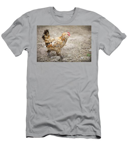 Men's T-Shirt (Slim Fit) featuring the photograph Fine Lady by Erika Weber