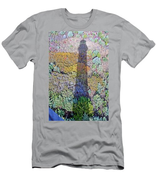 Fire Island Shadow Men's T-Shirt (Athletic Fit)