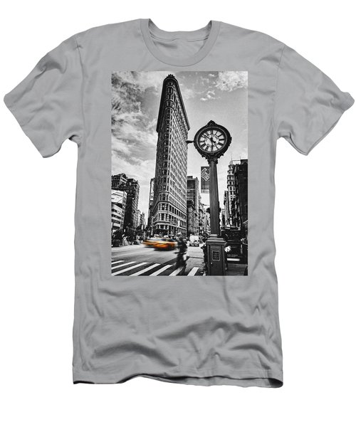 Flatiron Rush Men's T-Shirt (Athletic Fit)