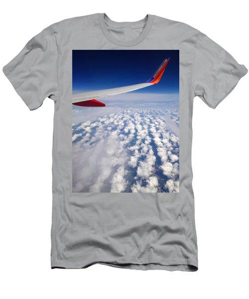 Flight Home Men's T-Shirt (Slim Fit) by Debra Martz