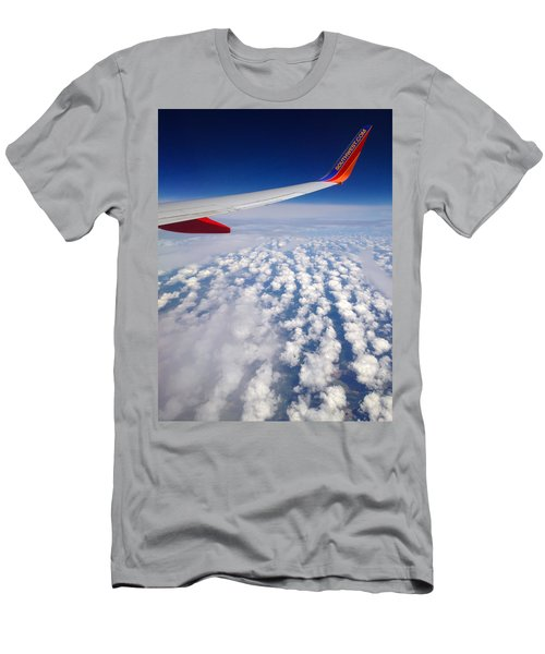 Flight Home Men's T-Shirt (Athletic Fit)