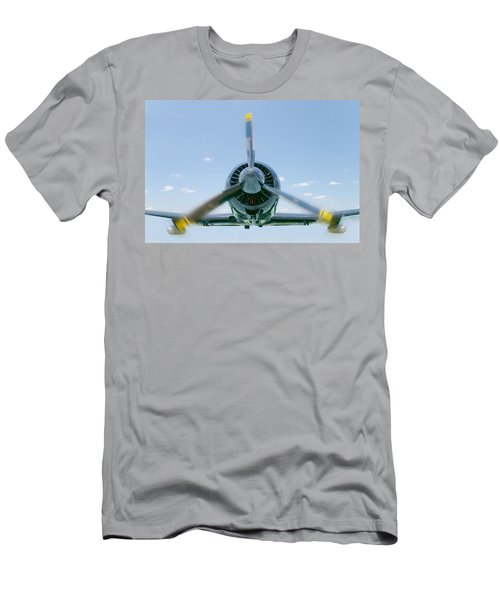 Flight In Color Men's T-Shirt (Athletic Fit)