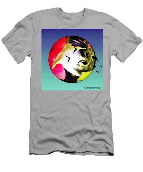 Flight Of The Ravens #art Men's T-Shirt (Athletic Fit)