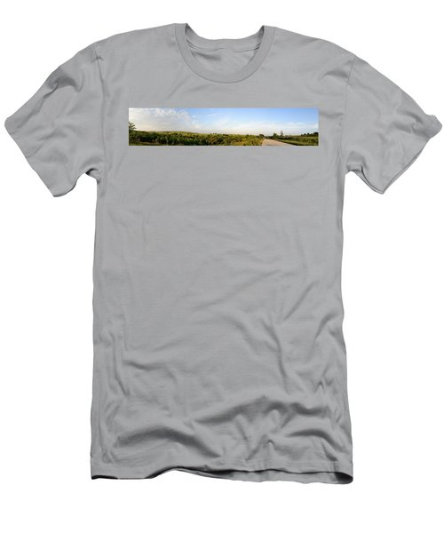 Flint Hills 2 Men's T-Shirt (Athletic Fit)