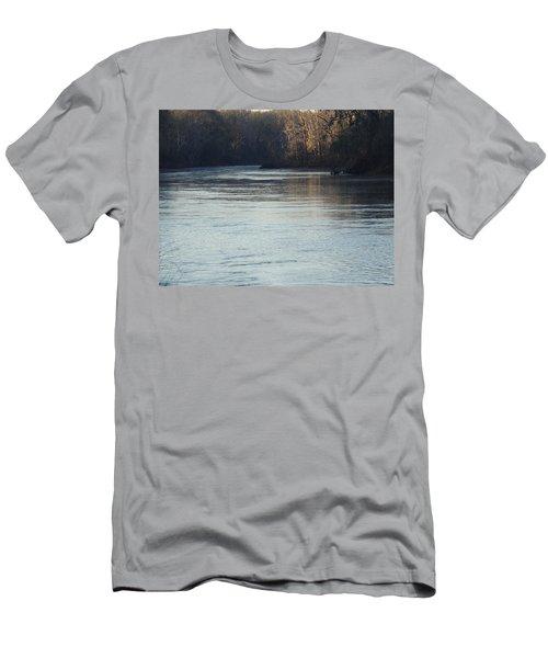 Flint River 31 Men's T-Shirt (Athletic Fit)