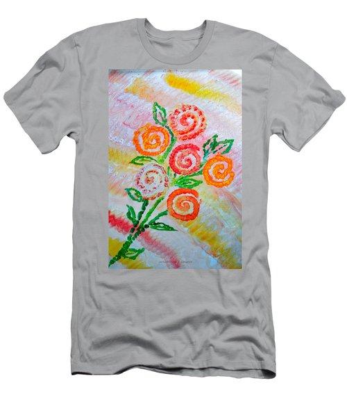 Floralen Traum Men's T-Shirt (Athletic Fit)