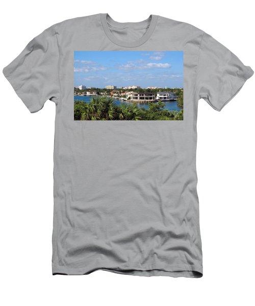 Florida Vacation Men's T-Shirt (Athletic Fit)