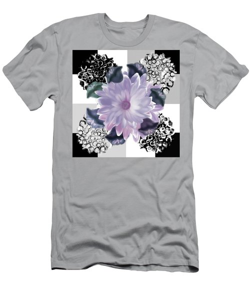 Flower Spreeze Men's T-Shirt (Athletic Fit)