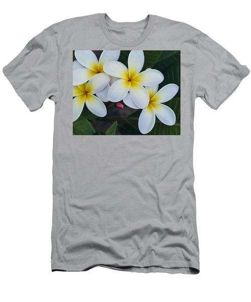 Flowers And Their Bud Men's T-Shirt (Athletic Fit)