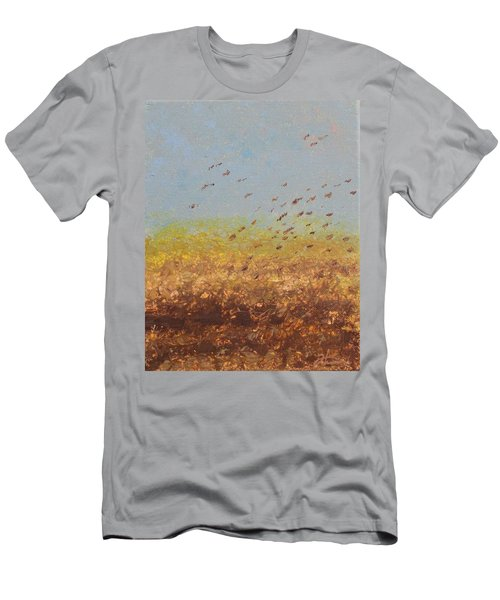 Fly Away Home Men's T-Shirt (Athletic Fit)