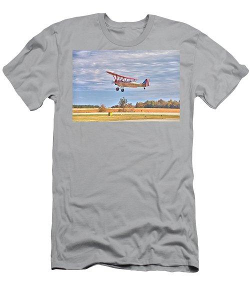 Flying Circus Barnstormers Men's T-Shirt (Slim Fit) by Gordon Elwell