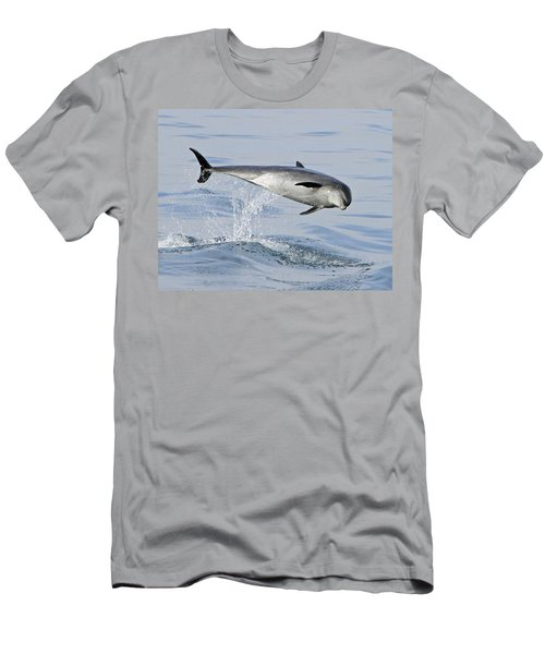 Flying Sideways Men's T-Shirt (Slim Fit) by Shoal Hollingsworth