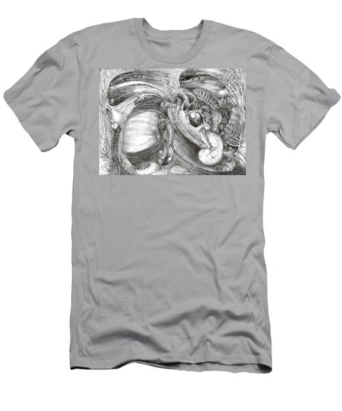 Fomorii Aliens Men's T-Shirt (Athletic Fit)