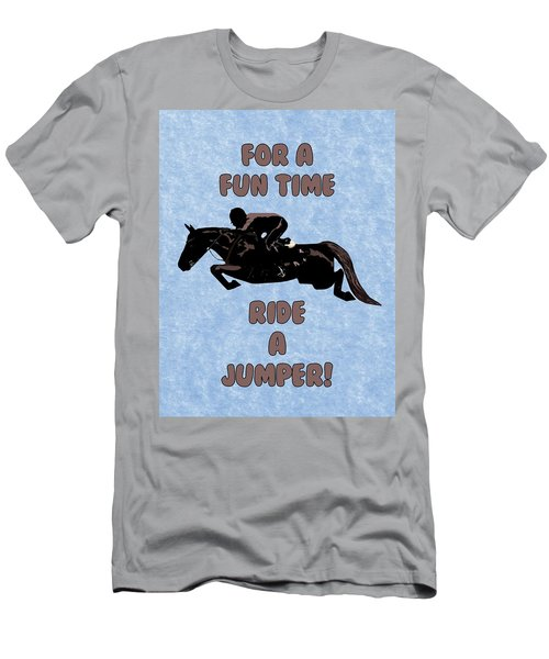 For A Fun Time Men's T-Shirt (Athletic Fit)