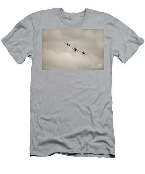 Formation Flying Men's T-Shirt (Athletic Fit)