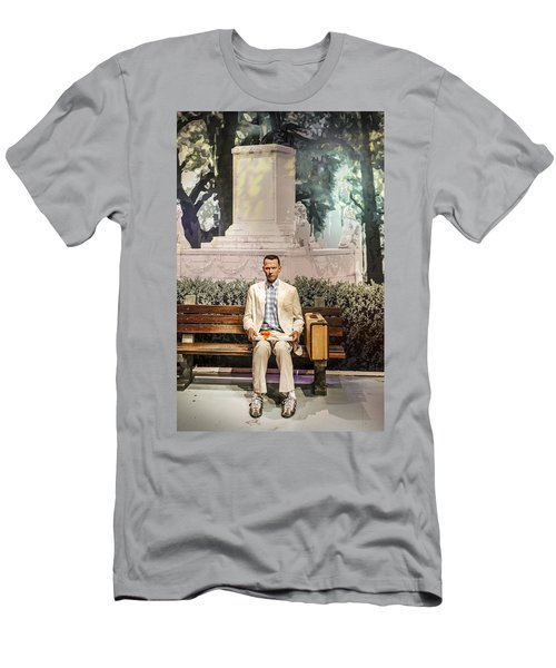 Forrest Gump Men's T-Shirt (Athletic Fit)