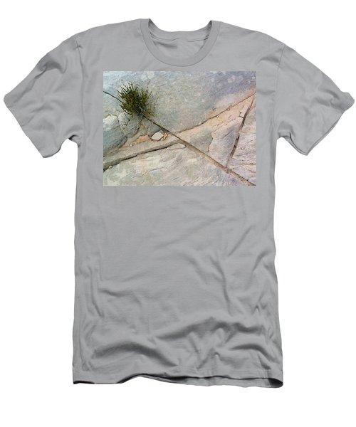 Fracture 1 Men's T-Shirt (Athletic Fit)