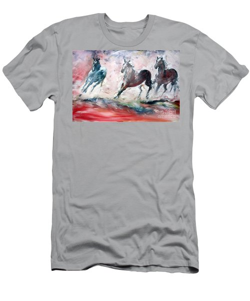 Freedom Of Expression Men's T-Shirt (Athletic Fit)