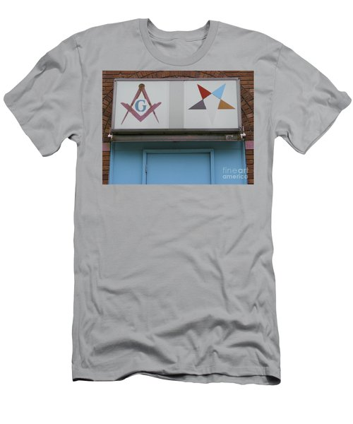Freemasons Men's T-Shirt (Athletic Fit)