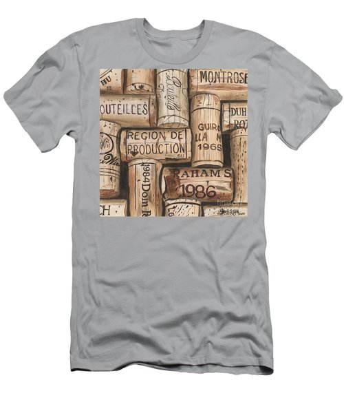 French Corks Men's T-Shirt (Athletic Fit)