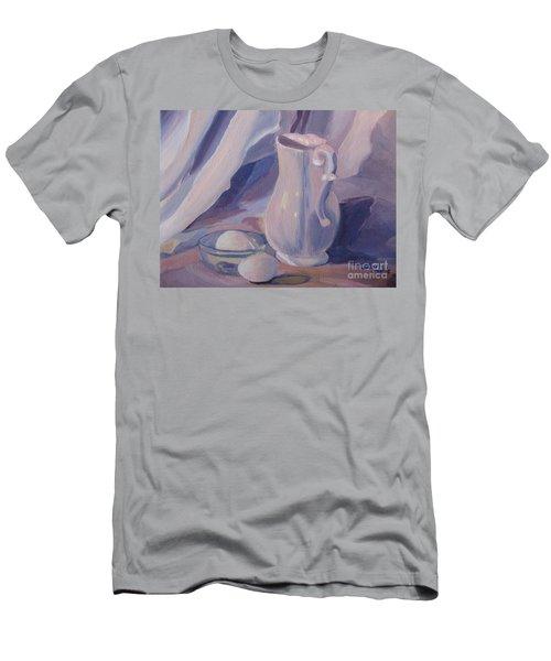 Fresh Farm Eggs Men's T-Shirt (Athletic Fit)