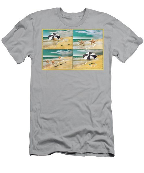 Fresh From The Sea Men's T-Shirt (Athletic Fit)