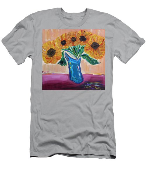 From A Fair And Sunny Field Men's T-Shirt (Athletic Fit)