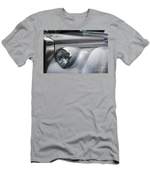 Men's T-Shirt (Slim Fit) featuring the photograph Front Of A Rolls Royce by Gunter Nezhoda