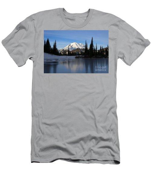 Frozen Reflection Men's T-Shirt (Athletic Fit)