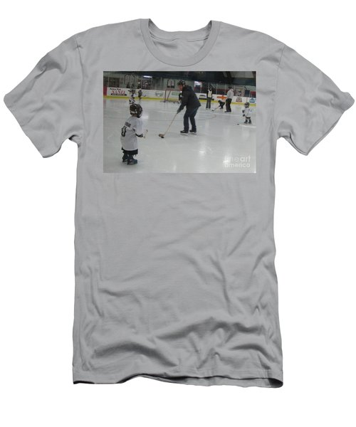Future Hockey Players Men's T-Shirt (Athletic Fit)