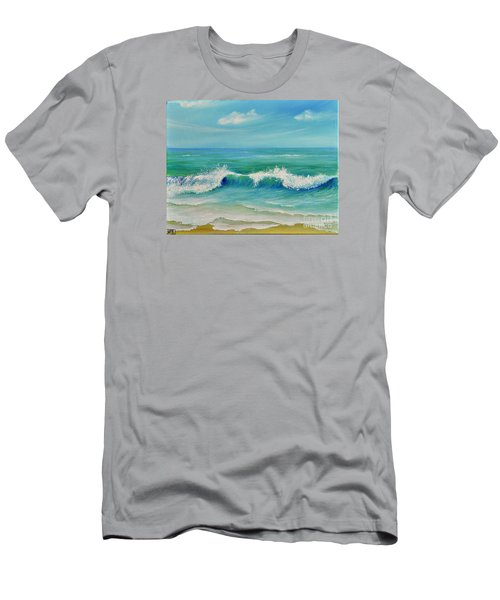 Gentle Breeze Men's T-Shirt (Athletic Fit)