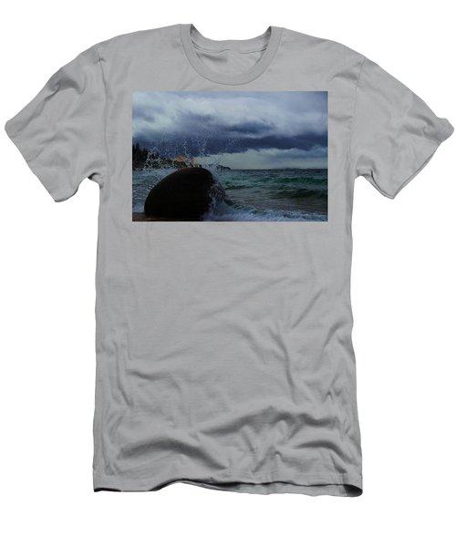 Get Splashed Men's T-Shirt (Athletic Fit)