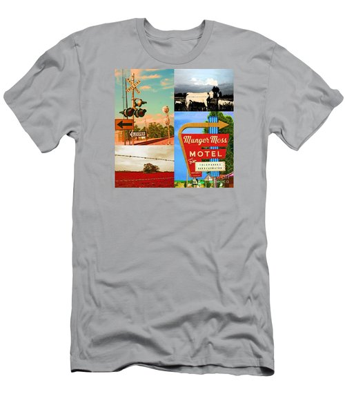 Getting My Kicks On Route 66 Men's T-Shirt (Athletic Fit)