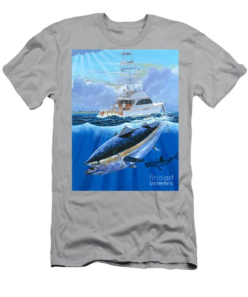 Giant Bluefin Off00130 Men's T-Shirt (Athletic Fit)